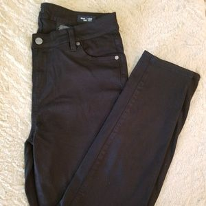 Buffalo WOMENS Black Jeans Size 12/32